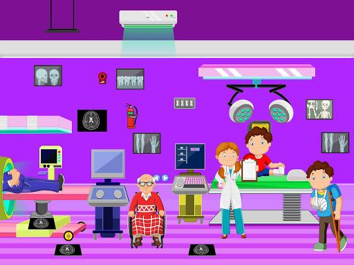 Pretend Town Hospital: City Doctor Life Game 1.0.6 screenshots 16