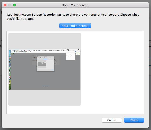 FAQ: UserTesting Browser Recorder – Tester Support Center