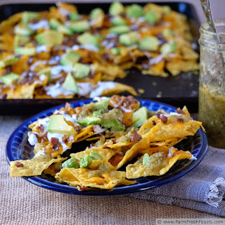 Beef Tongue Nachos
