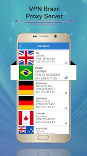 App VPN Brazil-Proxy Server APK for Windows Phone