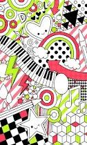 Doodle Art Kertas Dinding - screenshot thumbnail 06