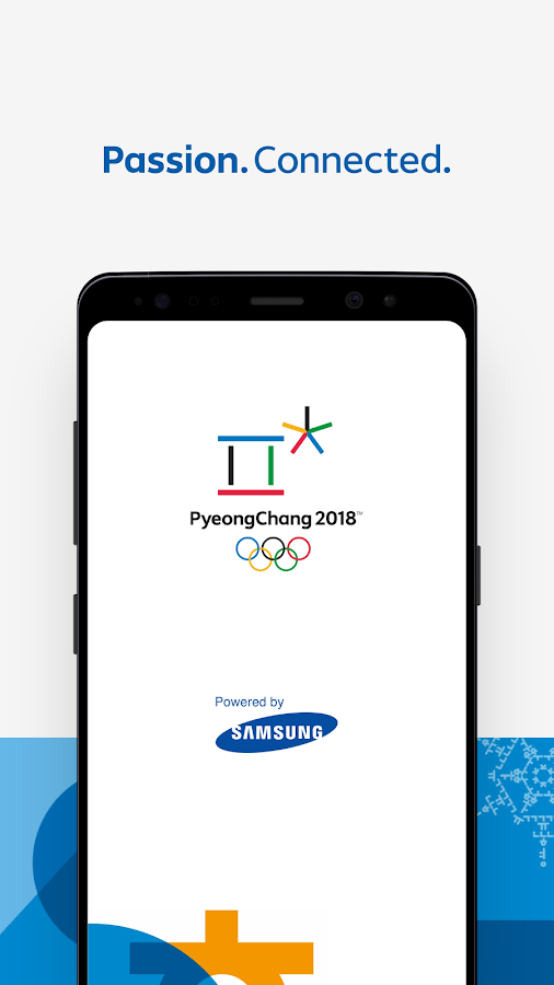 PyeongChang 2018 Official App- screenshot