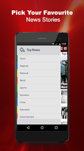 Naxatra News- screenshot thumbnail
