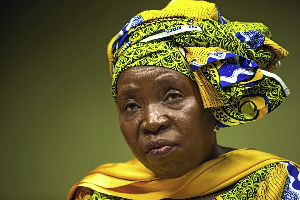 Curbs don't limit freedom, they limit Covid-19: Nkosazana Dlamini-Zuma