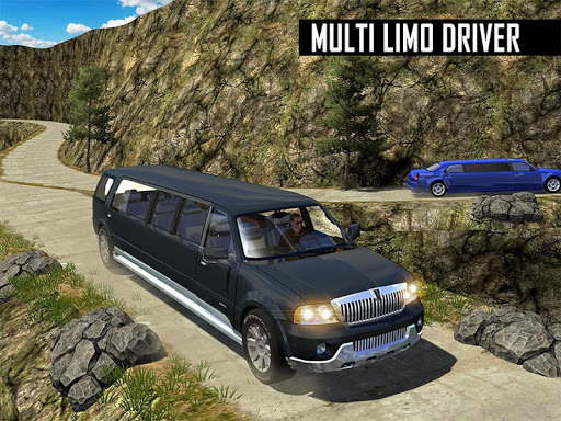 Big City Limo Car Driving Simulator : Taxi Driving 3.8 screenshots 21