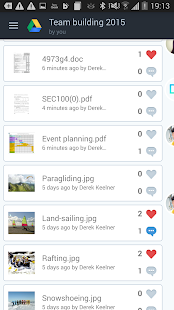 FileChat Screenshot