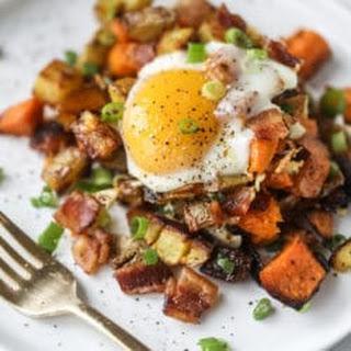 Sweet Potato Breakfast Hash Recipes.