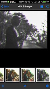 Onetap Glitch - Photo Editor - náhled