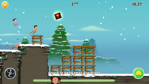 Chhota Bheem Race Game 2.2 screenshots 4