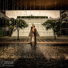 Wedding photographer Jessie Li (li). Photo of 16.07.2014