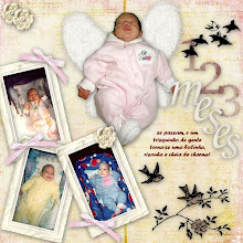 Photo: Kit Little Baby Bunting by Aja Abney Tender Love Alpha (1 2 3) by Aja Abney Fonte Forte PS CS2