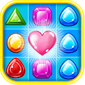 Jewel Jelly Mania: Match 3 Gem icon