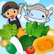 やさいをつくろう 帝塚山学院幼稚園×ワオっち! for PC Windows 10/8/7