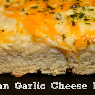 Italian Garlic Cheese Bread