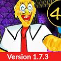 Sponge Granny 4  Scary Horror mod 2019 icon