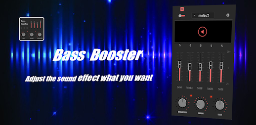Powerful Equalizer - Bass Booster & Volume Booster APK