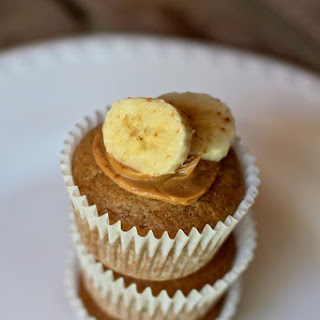 Oil-Free Banana Muffins.