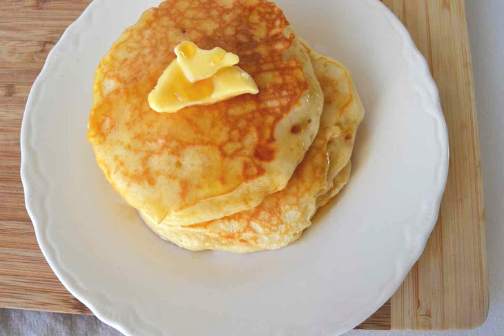 Light, Fluffy, Delicious Pancakes Recipe | Yummly