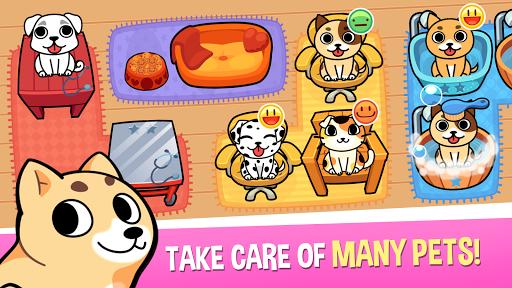 My Virtual Pet Shop - Cute Animal Care Game 1.10 screenshots 1