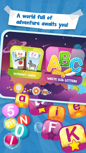 Download Learn the Universe of English Alphabet and Numbers 2.1.1 2