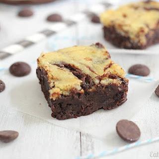 Nutella Cheesecake Swirl Brownies.