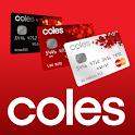 Coles Credit Card App icon