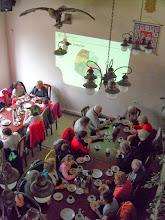 Photo: ...gdzie w salce konferencyjnej zjedliśmy rogale marcińskie...