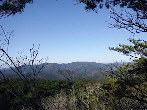 岩場の展望地2