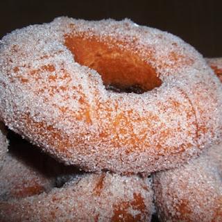Old Fashioned Gluten-Free Doughnuts