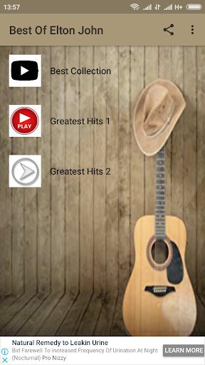 Best Of Elton John screenshot 2