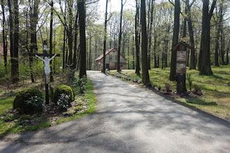 Photo: příjezd ke klášteru