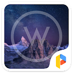Among Stars Theme for WP Icon
