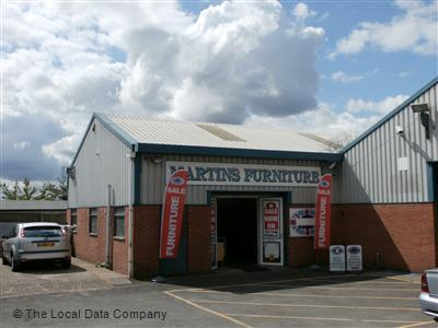 Martins Furniture Sales Ltd
