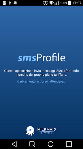 SmsProfile