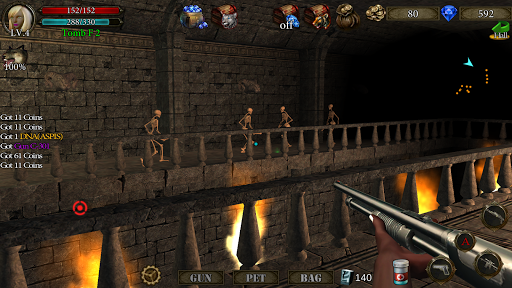 Dungeon Shooter : The Forgotten Temple apkdebit screenshots 19
