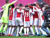 Ajax krijgt dan toch nog erehaag voor 35ste landstitel