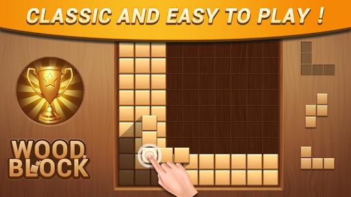 Wood Block - Classic Block Puzzle Game apktram screenshots 7