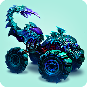Mad Truck Challenge Racing MOD APK 4.1 (Mega Mod)