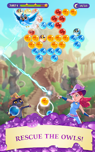 Bubble Witch 3 Saga Mod Apk (Unlimited Life) 6