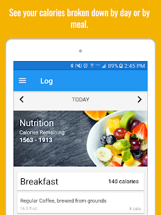 Diet & Food Tracker