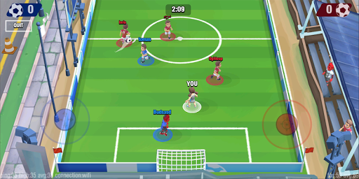Soccer Battle  screenshots 7