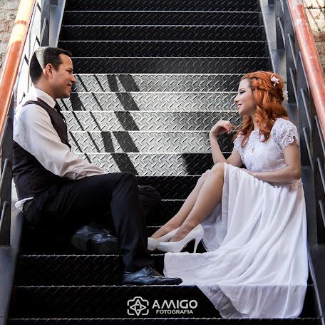 Fotógrafo de casamento Ricardo Amigo (AmigoFotografia). Foto de 04.12.2017