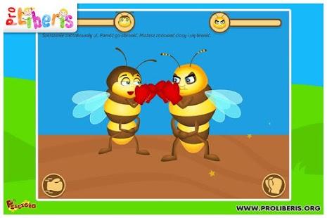 Pszczoła - edukacja dla dzieci - náhled