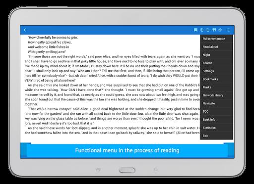 FReader: all formats reader