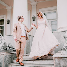 Wedding photographer Darya Troshina (deartroshina). Photo of 24.10.2016