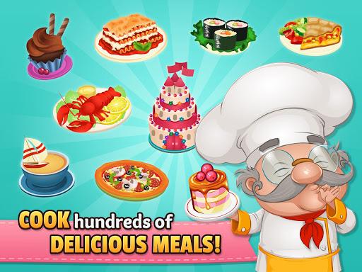 Cafeland - World Kitchen 2.0.5 screenshots 2