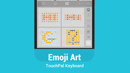 TouchPal Keyboard for HTC- screenshot thumbnail