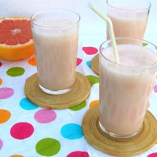 Grapefruit Smoothie Recipes