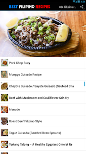 40 filipino recipes food apps on google play screenshot image forumfinder Gallery