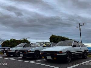 スプリンタートレノ AE86 GT-APEXのカスタム事例画像 イチDさんの2021年02月09日22:05の投稿